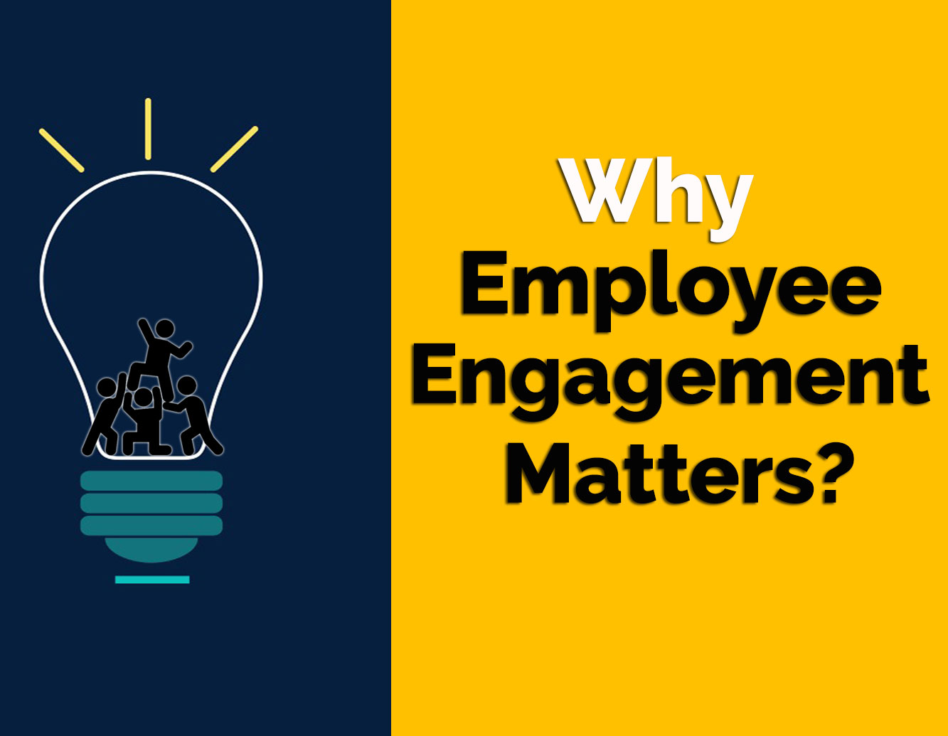You are currently viewing Why Employee Engagement Matters?